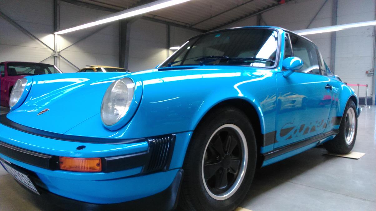 Porsche Blau